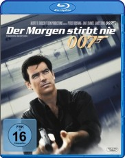 James Bond - Der Morgen stirbt nie  Blu-ray Cover