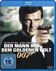 James Bond - Der Mann mit dem goldenen Colt  Blu-ray Cover