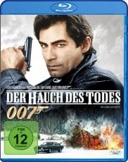 James Bond - Der Hauch des Todes  Blu-ray Cover