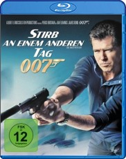 James Bond - Stirb an einem anderen Tag  Blu-ray Cover