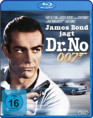 James Bond - Jagt Dr. No  Blu-ray Cover