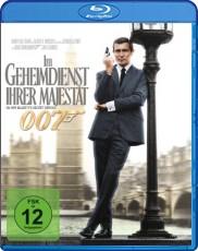 James Bond - Im Geheimdienst ihrer Majestät  Blu-ray Cover