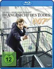 James Bond - Im Angesicht des Todes  Blu-ray Cover
