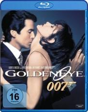James Bond - Goldeneye  Blu-ray Cover