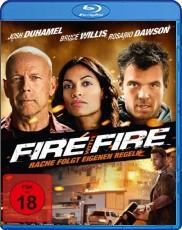 Fire with Fire  - Rache folgt eigenen Regeln Blu-ray Cover