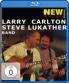 Cover zu Carlton,Larry & Lukather,Steve Band:The Paris Concert