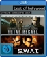 Cover zu Total Recall/S.W.A.T. - Die Spezialeinheit (Best of Hollywood/2 Movie Collectors Pack)