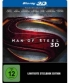 Cover zu Man of Steel 3D (Steelbook)