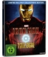 Cover zu Iron Man - Trilogie (Limited Steelbook Collector`s Edition inkl. exklusivem Iron Man Comic)