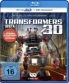 Cover zu Transformers Box mit 2 Discs 3D (Transformer Action und Spannung: Space Transformers & Recyclo Transformers inkl. 2D Version)
