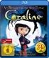Cover zu Coraline 3D (inkl. 2D Version und vier 3D-Brillen)