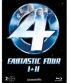 Cover zu Fantastic Four 1 & 2 - Steelbook