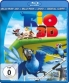 Cover zu Rio 3D (inkl. DVD + Digital Copy)