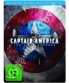 Cover zu Captain America 3D: Steelbook (inkl. DVD + Digital Copy)