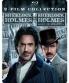 Cover zu Sherlock Holmes & Sherlock Holmes: Spiel im Schatten (Steelbook)