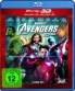 Cover zu Marvel`s The Avengers 3D (inkl. 2D Version)