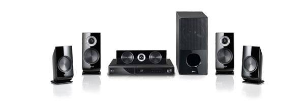 LG HX906SB Front
