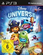 Disney Universe PS3 Cover