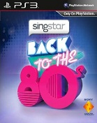 SingStar: Back to the 80`s PS3 Cover