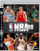 NBA 08 PS3 Cover