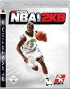NBA 2K 8 PS3 Cover