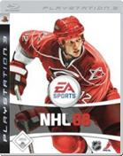 NHL 08 PS3 Cover