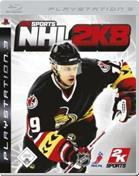 NHL 2K 8 PS3 Cover
