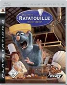 Ratatouille PS3 Cover