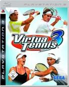 Virtua Tennis 3  PS3 Cover