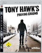 Tony Hawks Proving Ground  PS3 Cover