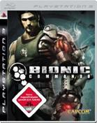 Bionic Commando PS3 Cover