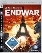 Tom Clancys - EndWar PS3 Cover
