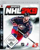 NHL 2K 9 PS3 Cover