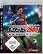 PES 2009: Pro Evolution Soccer  PS3 Cover