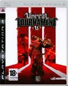 Unreal Tournament 3: Uncut PS3 Cover