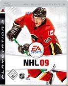 NHL 09  PS3 Cover