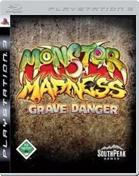 Monster Madness: Grave Danger  PS3 Cover
