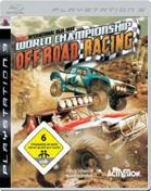 World Championship: Off Road Racing PS3 Cover