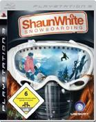 Shaun White: Snowboarding PS3 Cover