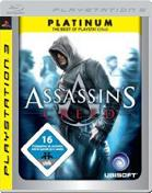 Assassins Creed: Platinum PS3 Cover