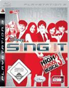 Disney Sing it: High School Musical 3 PS3 Cover