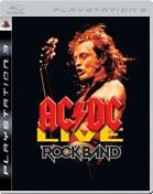 Rock Band: AC/DC PS3 Cover