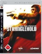 John Woo Presents: Stranglehold PS3 Cover