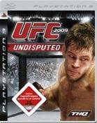 UFC 2009: Undisputed PS3 Cover