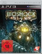 Bioshock 2 PS3 Cover