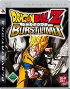 Dragon Ball Z: Burst Limit PS3 Cover