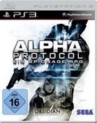 Alpha Protocol PS3 Cover