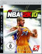 NBA 2K10 PS3 Cover