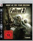 Fallout 3: Spiel des Jahres Edition PS3 Cover