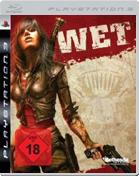 Wet: Uncut PS3 Cover